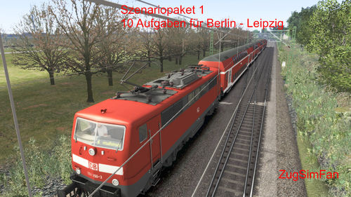 SP1 for Berlin - Leipzig