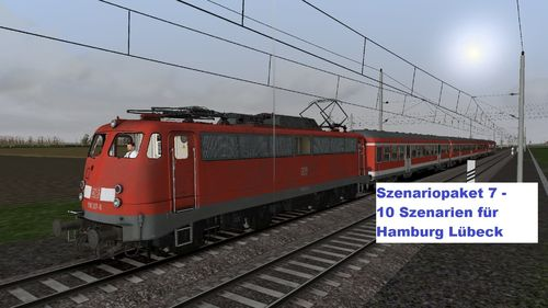 Scenario package: Hamburg-Lubeck