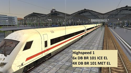 Highspeed 1