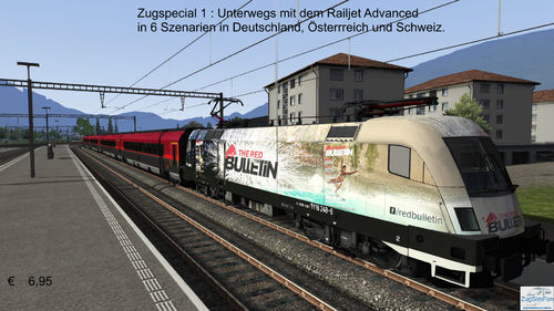 Special: Railjet Advanced