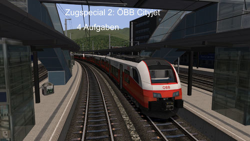 ZS2 The ÖBB Cityjet