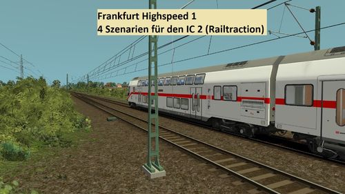 Frankfurt Highspeed 1