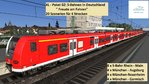 XL02: commuter trains in Germany